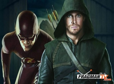 Arrow Fragman