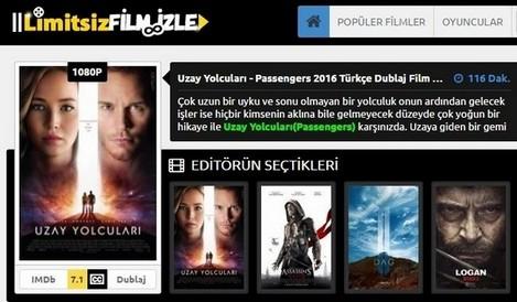 Türkçe Dublaj Film izleme sitesi