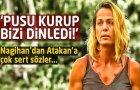 Survivor Nagihan\'dan Atakan\'a Şok Suçlama