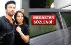 Megastar Tarkan sevgilisi ile nişanlandı