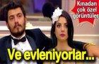 Kısmetse Olur Nur ve Batuhan Evlendi