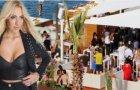 Hadise'nin ablasının işlettiği La Plaj mühürlendi