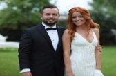 Emre Aydın sevgilisiyle evlendi
