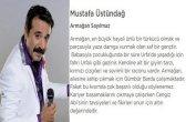 Mustafa Üstündağ (Armağan Sayılmaz)