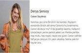 Derya Şensoy (Cansın Sayılmaz)
