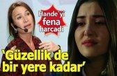 Demet Akbağ'dan Hande Erçel'e Tepki
