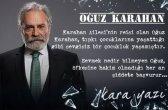 Haluk Bilginer (Oğuz Karahan)