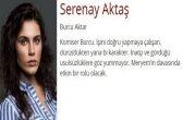 Serenay Aktaş (Burcu Aktar)