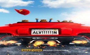 Alvin Ve Sincaplar 4 (2016)