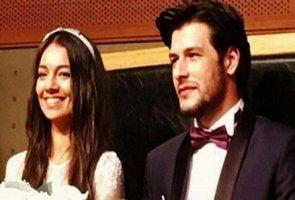 Oyuncu Fırat Albayram meslektaşı Ceyda Kasabalı ile evlendi