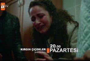 Kırgın Çiçekler Getma Ağıt Sadullah'ın Öldüğü Sahnede Çalan Şarkı 17 Nisan Kim Söylüyor