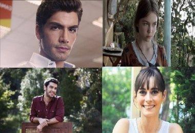 Kırgın Çiçekler 2017 2018 Yeni Sezon Oyuncuları 3. sezon Yeni Gelen Oyuncular Oyuncu Kadrosu
