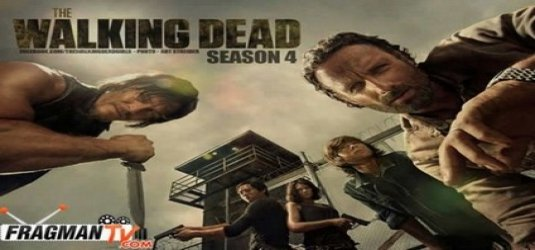 The Walking Dead Fragman