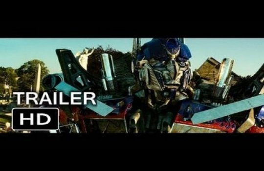 Transformers 4: Rise Of Galvatron Film Fragmanı (2014)