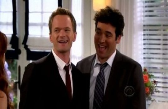 How I Met Your Mother 9. Sezon 16. Bölüm Fragmanı