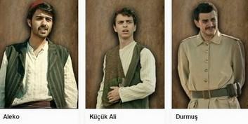 Yüzyıllık mühür oyuncuları