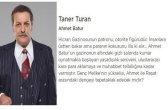 Ahmet (Taner Turan)