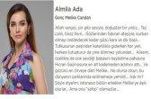 Genç Melike (Almila Ada)