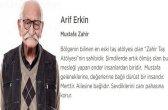 Mustafa Zahir (Arif Erkin)
