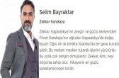 Zekkar Karakaya (Selim Bayraktar)