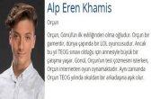Alp Eren Khamis (Orçun)