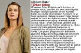 Türkan Erten (Çiğdem Batur)