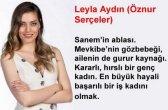 Leyla (Öznur Serçeler)
