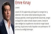 Emre Kınay (Levent)