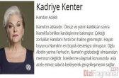 Kadriye Kenter (Handan)