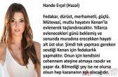 Hande Erçel (Hazal)