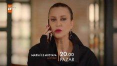 Maria Ile Mustafa 16. Bölüm 2. Fragmanı