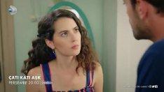 Çatı Katı Aşk 6. Bölüm Fragmanı 13 Ağustos Perşembe İlk Sahne