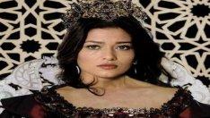 Nurgül Yeşilçay'a Yeni Dizisinde Nazar Değdi