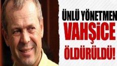 Kanatsız Kuşlar'ın Yönetmeni Kemal Uzun Öldürüldü