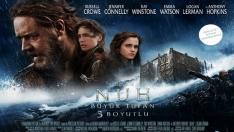Nuh Büyük Tufan Filmi Bu Akşam Saat 20:00'da Kanal D'de
