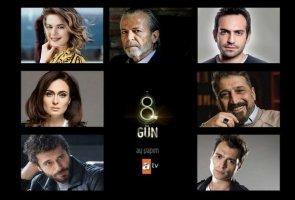 8. Gün Nerede Çekiliyor Oynanıyor İstanbul'un Neresinde Seti