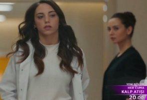 Kalp Atışı 10 Kasım Çalan Şarkı Fikrimin İnce Gülü Kim Söylüyor Sözleri