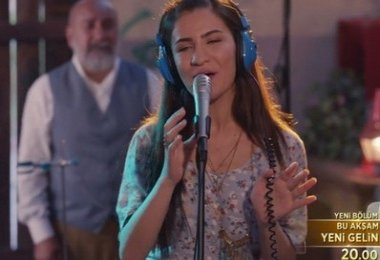Yeni Gelin Şirin'in Söylediği Şarkı 14. Bölüm Bilir Mi Hilal Akın Kim Söylüyor Sözleri