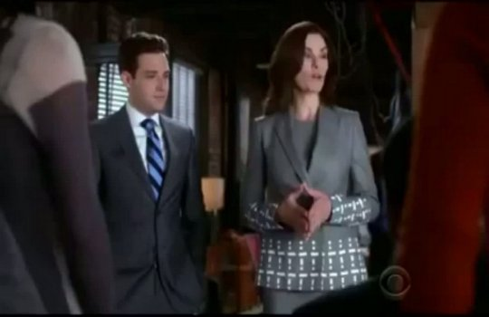 The Good Wife 6. Sezon 1. Bölüm Fragmanı