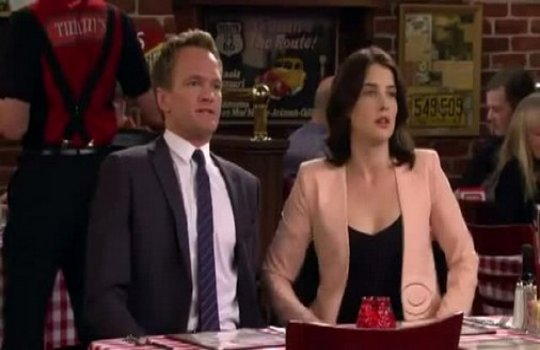 How I Met Your Mother 8. Sezon 13. Bölüm Fragmanı