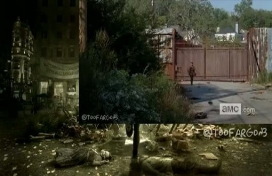 The Walking Dead 5. Sezon 13. Bölüm Sneak Peek