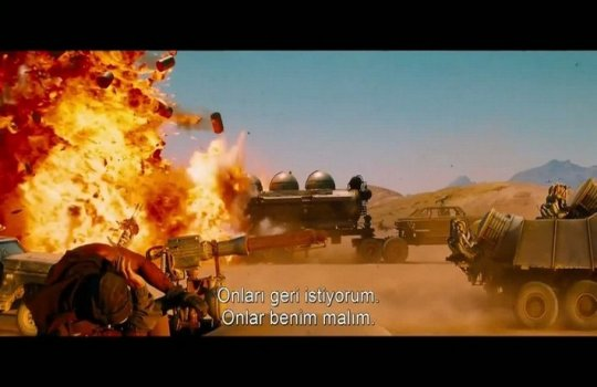 Mad Max: Fury Road Film Fragmanı Full Hd İzle 2015
