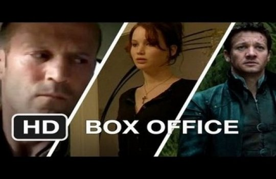 Weekend Box Film Fragmanı (2013)