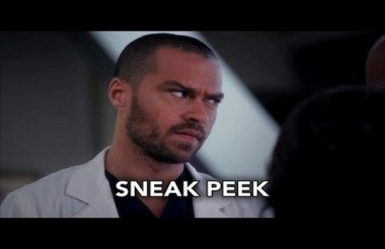 Greys Anatomy 9. Sezon 16. Bölüm Sneak Peek 3