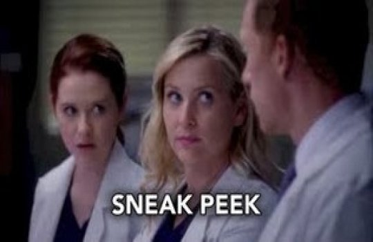 Greys Anatomy 9. Sezon 20. Bölüm Sneak Peek 4
