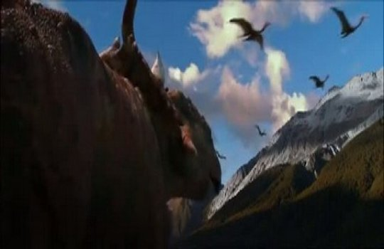 Walking With Dinosaurs 3D Film Fragmanı Full İzle 2013