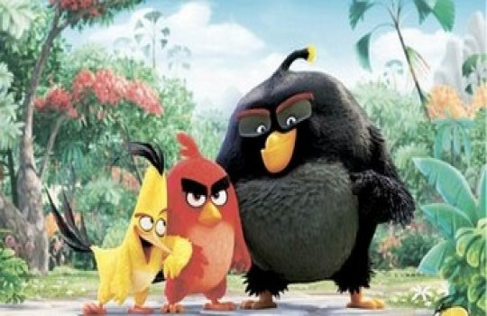Angry Birds (The Angry Birds Movie) Film Fragmanı Full İzle 2016