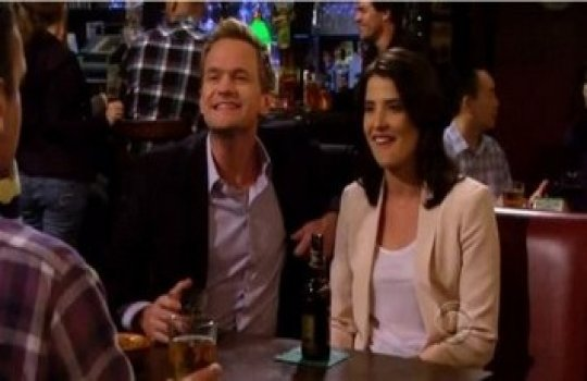 How I Met Your Mother 8. Sezon 4. Bölüm Fragmanı