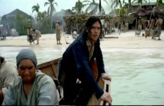 Black Sails 1. Sezon Fragman