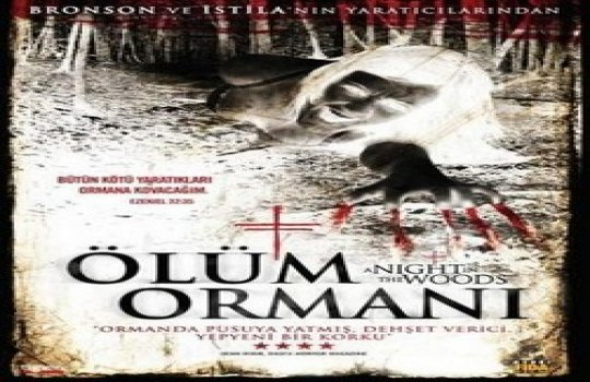 Ölüm Ormanı (Backcountry) Film Fragmanı Full Hd 2015